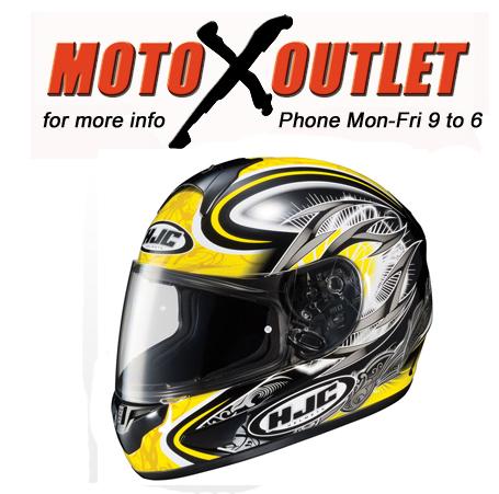 Hjc-Motorcycle-Helmet-CL16-CL-16-Hellion-Yellow-Medium