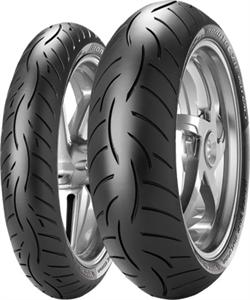Metzeler Roadtec Z8 Interact tires