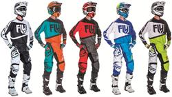 fly raciing dirt bike gear package