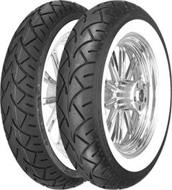 Metzeler ME880 White Wall Motorcycle Tires